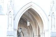 Washington National Cathedral - Washington Dc - 01138 Print by DC Photographer