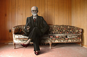 Freud Art - Wassup by Mark Zelmer