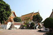 Bangkok Photos - Wat Pho - Bangkok Thailand - 01139 by DC Photographer