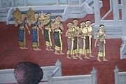 Gregory Smith - Wat Phrakao Mural