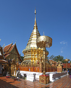 Gerry Gantt - Wat Phratat Doi Suthep...