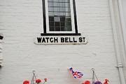 Watch Bell Street Rye Print by David Fowler