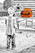 John Haldane - Watching the Pumpkin...