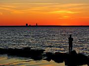 Jeff Breiman - Watching The  Sunset