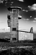 Military Pictures Prints - Watchtower Print by Marco Oliveira