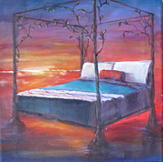 Sarah Barnaby - Water Bed
