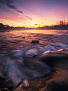 Landscape Photography Photos - Water Claw by Davorin Mance