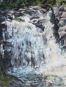 Joan Wulff - Water Falls