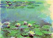 Stefan Kuhn - Water Lilies 2