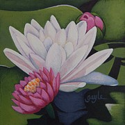 Gayle Faucette Wisbon - Water Lilies
