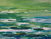 All - Water Lilies by Joanne Smoley