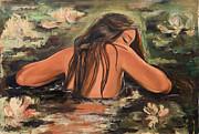 May Ling Yong - Water Lilies