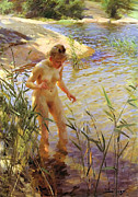 Anders Zorn - Water Reflections 1889