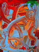 Loop Paintings - Water Slide by Jim  Furlong