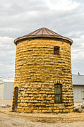 Sue Smith - Water Tower and Jail