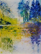 Pol Ledent - Watercolor 311102