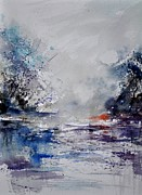 Pol Ledent - Watercolor 311103