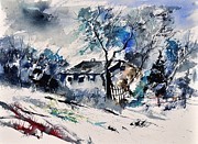 Pol Ledent - Watercolor 311191