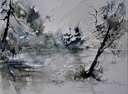 Pol Ledent - Watercolor 413052
