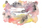 Eliso Ignacio Silva - Watercolor abstract