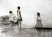 Leah Hicks - Watercolor Figure 4