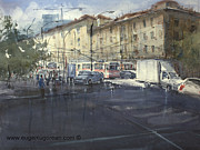 Gorean Eugeniu - Watercolor