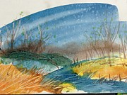 Lee-Ann Lukacs - Watercolour Nature