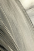 Action Lines Photos - Waterfall Abstract by Karol  Livote
