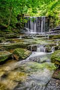 Adrian Evans - Waterfall