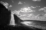 Scott Leslie - Waterfall Bay of Fundy...