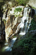 Colorful Photos Metal Prints - Waterfall I Metal Print by Marco Oliveira