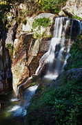 Colorful Photos Metal Prints - Waterfall II Metal Print by Marco Oliveira