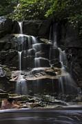 Dan Friend - Waterfall on small stream