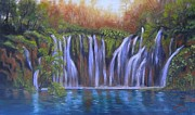Vesna Martinjak - Waterfalls - Plitvice...
