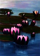 Liana Horbaniuc - Waterlily