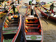ArtPhoto-Ralph A  Ledergerber-Photography - Watertaxis At Nan Thida...