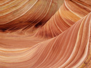 Vermillion Cliffs Prints - Wave Rock 2 at the Coyote Buttes Print by Alex Cassels
