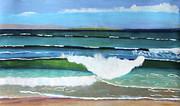 Kate Farrant - Waves at the Beach