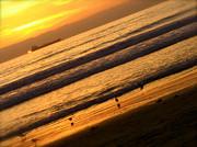 Waves Print by Jon Berry