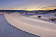 Death Valley Posters - Waves of Sound Poster by Jon Glaser