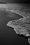 Edward Fielding - Waves on the beach