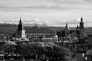 Cityspace Photos - Wawel Castle by Marta Grabska-Press