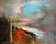 David Figielek Art - Way Home VII by David Figielek