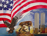 September 11 Originals - We Remember by Shirley Rush