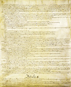 We The People Posters - We The People Constitution Page 2 Poster by Charles Beeler