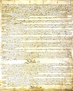 We The People Posters - We The People Constitution Page 3 Poster by Charles Beeler