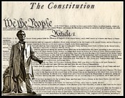 M Court Prints - We The People Print by Dan Sproul