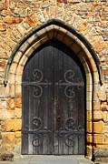James Brunker - Wealden Church Doorway