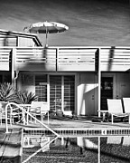 Cabana Prints - WEATHER FRONT Palm Springs Print by William Dey