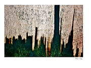 Xoanxo Cespon Prints - Weathered Abstract 5 Print by Xoanxo Cespon